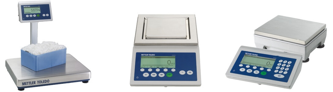 Scales & weighing solutions